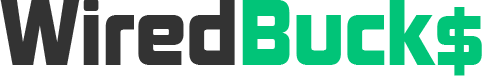 WiredBucks logo